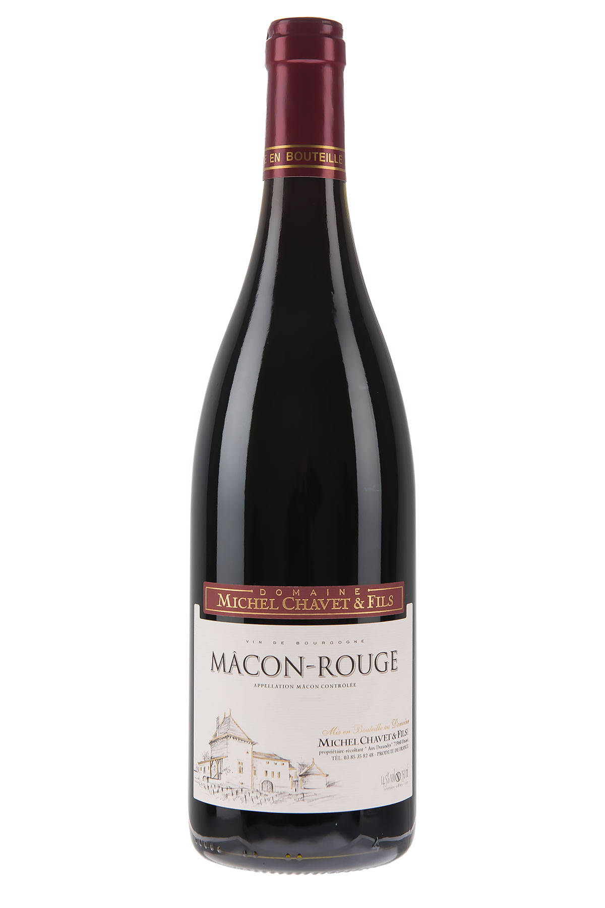 Mâcon Rouge<br />–