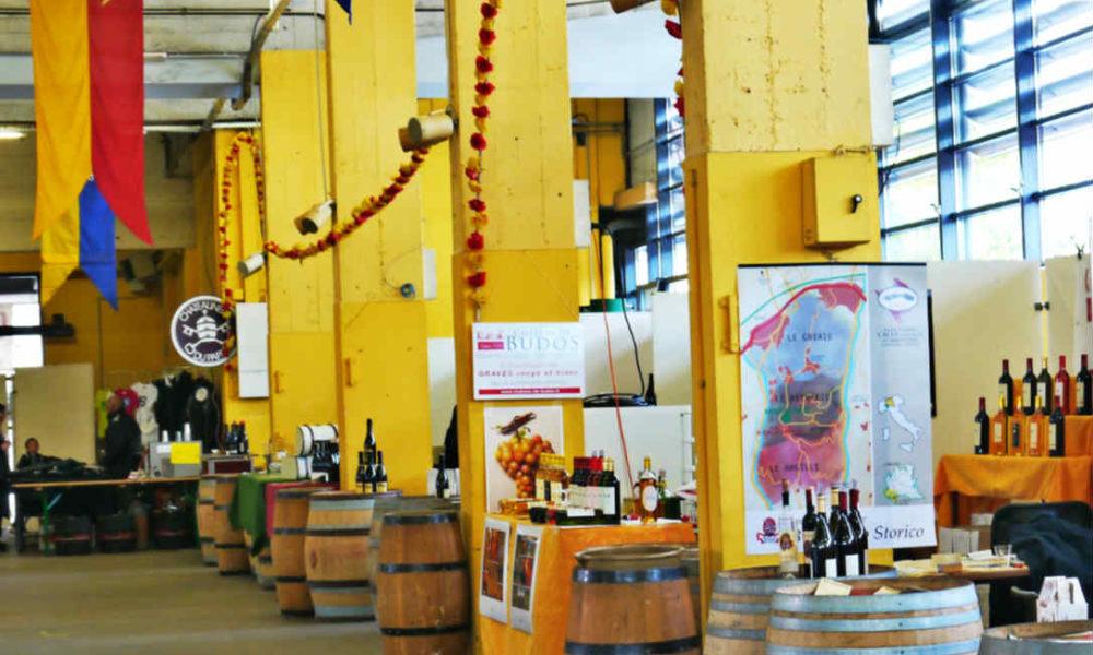 Visuel actualité Carrefour des Vins